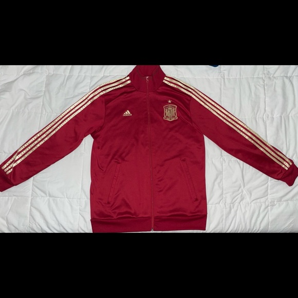 """Official Adidas Spain World Cup """"Track Jacket"""""""